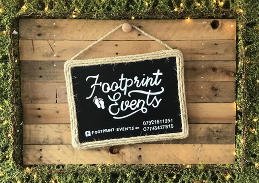 Footprint Events UK Logo