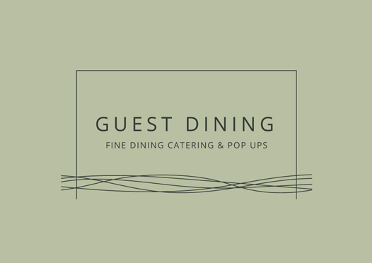Guest Dining Catering Logo